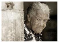 Kuba, Menschen, Portrait, Alt