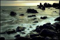 Stein, Fotografie, Meer, Landschaft