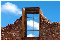 Fotografie, Fenster, Welt