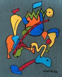Pastellmalerei, Malerei, Tanz,