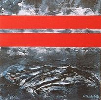 Abstrakt, Malerei, Geometrie