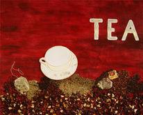 Heiße, Tee, Liebe, Malerei