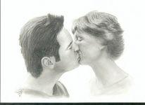 Zeichnung, Portraitzeichnung, Portrait, Zeichnungen