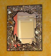 Kunsthandwerk, Mosaik, Spiegel, Licht
