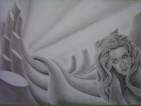 Malerei, Zeichnungen