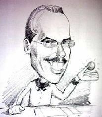 Karikaturist warnemünde, Karikaturist zeichner, Porträtmalerei, Portrait