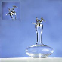 Glas, Kunsthandwerk, Weisheit