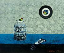 Lovebirds, Art from moldova, Ghenadie sontu, Geschichte