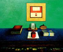 Vollkommen, Realismus, Gift, Ölmalerei