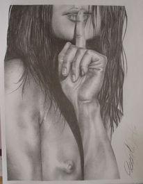 Zeichnung, Akt, Zeichnungen