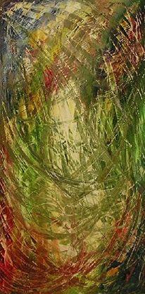 Malerei, Abstrakt, Hoffnung