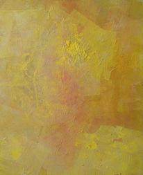 Gelb, Moderne kunst, Acrylmalerei, Materialbilder