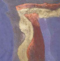Acrylmalerei, Malerei, Figurativ, Moderne kunst