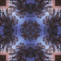 Digital, Mandala, Digitale kunst,