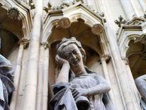 Figur, Architektur, Stein, Dom