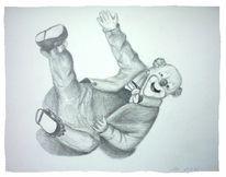 Humor, Lachen, Clown, Zeichnung