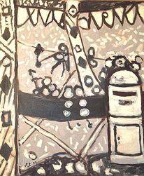 Entartete kunst, Gemälde, Holocaust, 1977