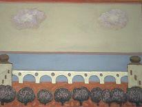 Impressionismus, Expressionismus, Malerei, Brücke