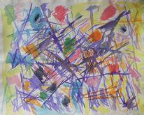 Abstrakt, 1959, Malerei, Entartete kunst
