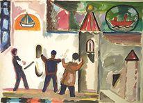 Berlin, Expressionismus, Impressionismus, Holocaust