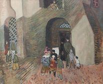 Holocaust, Düsseldorf, Impressionismus, Kinderkarneval
