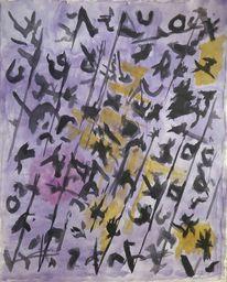 Zeichnung, Farbenzauber, Malerei, Entartete kunst