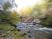 Digital, Digitale kunst, Fluss,