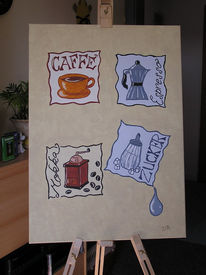 Mokka, Kaffee, Küchenkunst, Espresso