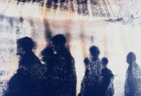 Abstrakt, Experimentell, Manipulation, Fotonegativ