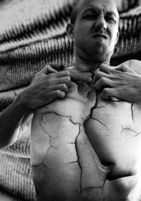 Digital, Haut, Zorn, Körper