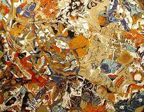 Stein, Acrylmalerei, Malerei, Malerei ii