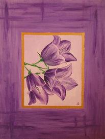 Malerei, Violett