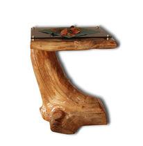 Wurzel, Tisch, Wildholz, Möbel