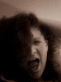 Gefühlsausbrüche, Fotografie, Angst