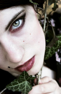 Augen, Menschen, Wald, Fotografie