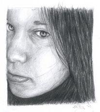 Selbstportrait, Pinnwand,