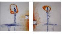 Malerei, Gefangen, Serie