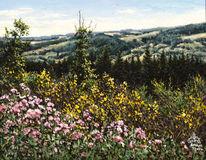 Hellenthal, Malerei, Landschaft