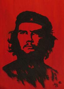 Portrait, Malerei, Che