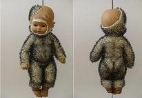 Puppe, Schutz, Nagel, Igel