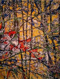 Abstrakt, Malerei, Landschaftsmalerei
