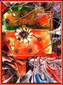 Traum, Abstrakt, Malerei,