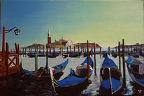 Kirche, Venedig, Palladio, Malerei