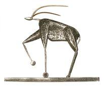 Höhlenmalerei, Kunsthandwerk, Metall