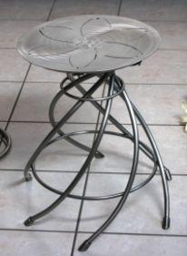 Edelstahl, Design, Möbel