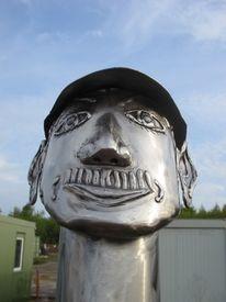 Edelstahl, Kunsthandwerk, Metall, Kerl