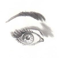Skizze, Zeichnung, Augen, Zeichnungen