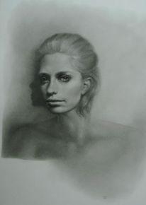 Portraitzeichnung, Porträtmalerei, Portrait, Zeichnungen