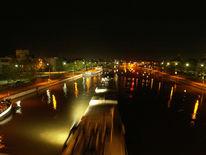 Kanal, Boot, Fotografie, Wasser