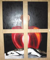 Malerei, Versuchung,
